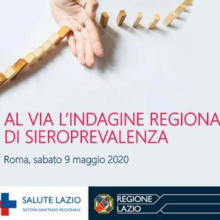 Parte la più grande indagine epidemiologica. Conferenza Regione Lazio allo Spallanzani