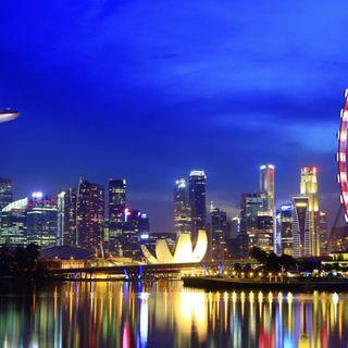 #141e5 Poliziotti a Singapore