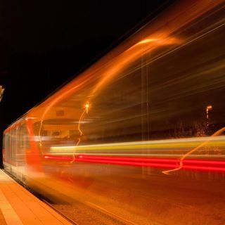S-Bahn fahr'n - Nachts zwischen Düsseldorf und Dortmund