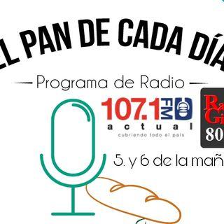 Reprimiendo, Mutilando, cambiando pedazos ...... Programa  dr  radio El Pan De Cada Dia 17 01 18