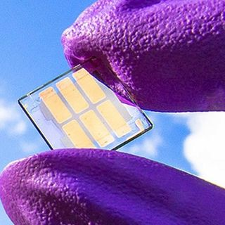 Technomondo - Il fotovoltaico diventa invisibile