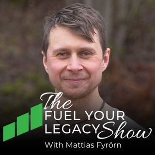 "Episode 201: ""If I Can't I Must, If I Must Then I Can't"" - Mattias Fyrörn"