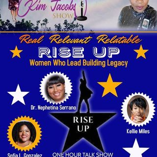 WOMEN WHO RISE UP AND LEAD BUILDING LEGACY