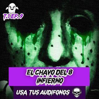 EL CHAVO DEL 8: INFIERNO en 8D - ¡Usa tus Audífonos!