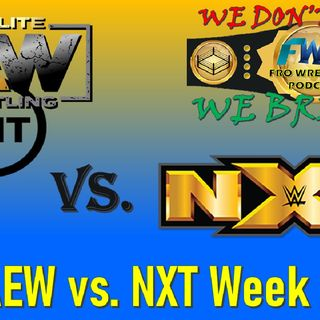 AEW vs. NXT Week 3