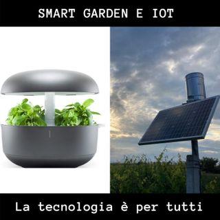 16 - IoT e Smart Garden!