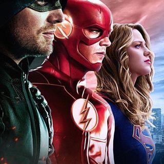 Superhero Show Season Finales!