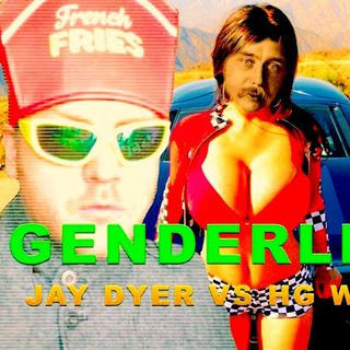 Genderless FUTURE - Jay Dyer on H.G. Wells Luciferian Open Conspiracy (Free Half)