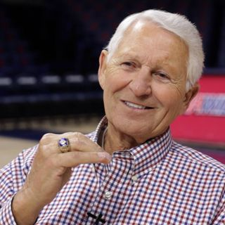 Ep.4 : Lute Olson talks about his New Mexico visits and ASU is coming to town.