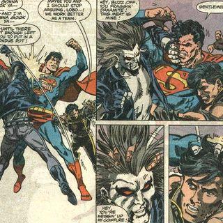 Source Material #237: DC 1st: Superman & Lobo (DC, 2002)