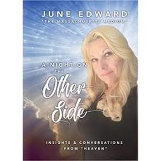 A Supernatural Evening with Psychic/Medium June Edward - Adventures from Beyond