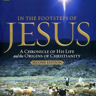 Jean Pierre Isabouts Releases The Book In The Footsteps Of Jesus