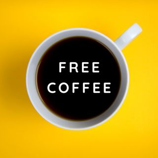 Why The Name Free Coffee?