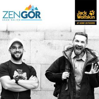 Zen Gór x Jack Wolfskin: Przemek Kossakowski At Home Outdoors Odc.2