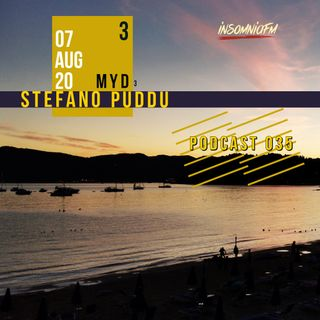 MYD PA 035 | AUG 20 | STEFANO PUDDU