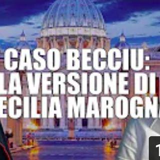 Cecilia Marogna Becciu è finito nel mirino di un gruppo di pressione interno al Vaticano