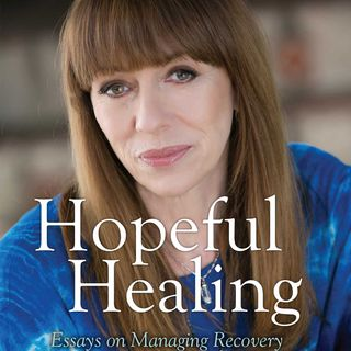 McKenzie Phillips author of Hopeful Healing