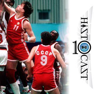 HistoCast 221 - Historia del baloncesto soviético