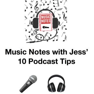 Episode 51 - 10 Podcast Tips
