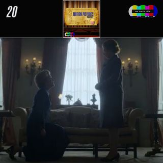 20. Cinematic Royalty (The Queen & The Crown)