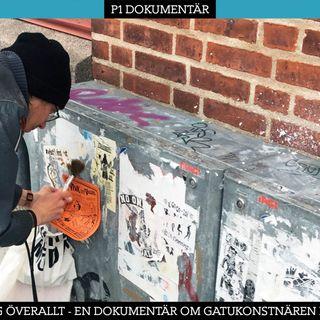 Främling överallt - om gatukonstnären Dan Park