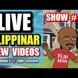 Live Show #64 | Flipping Houses Flippinar: House Flipping With No Cash or Credit 07-26-18