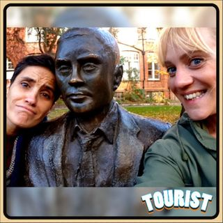Jen Brister - Alan Turing Memorial / Frankies Toastie Bar