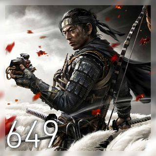 4Player Podcast #649 - The Path of the Blade (Ghost of Tsushima, Paper Mario: The Origami King, Xbox Games Showcase, and More!)