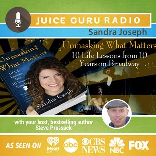 ep. 85: Unmasking What Matters with Sandra Joseph