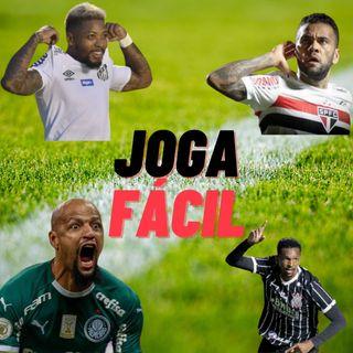 Santos foi mal ? Dunga no Corinthians ? Palmeiras quebra tabú e São Paulo eliminado ?