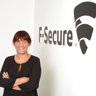 F-SECURE - Intervista a Carmen Palumbo (Country Marketing Manager F-SECURE)