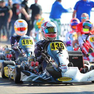Hunter Pickett - SwedeTech Racing - GFC Karting