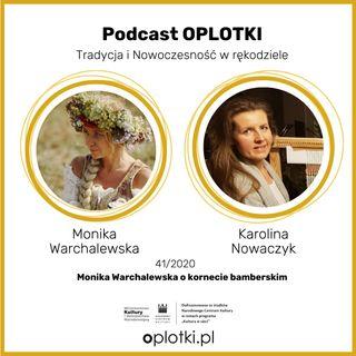 41_2020 Monika Warchalewska o kornecie bamberskim