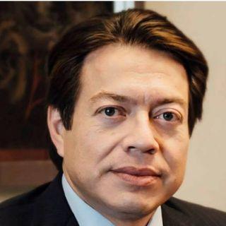 Mario Delgado, pidió a diputados, reducir 50 % su financiamiento público