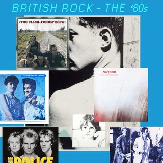 British Rock - The Eighties