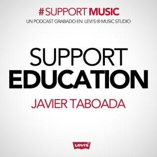 1x02 Support Music: Support Education con Javier Taboada (Asociación Garaje)