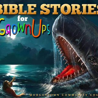 Bible Stories for Grownups: The Binding of Isaac