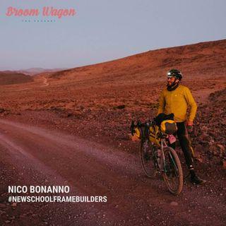 Nico Bonanno #NEWSCHOOLFRAMEBUILDERS