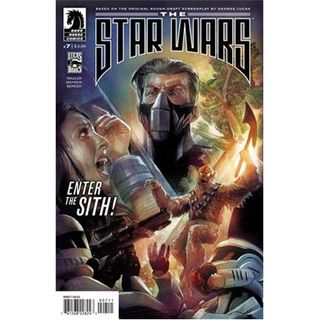 "Source Material #098 - ""The Star Wars"" (Dark Horse) (2013) - part 4"