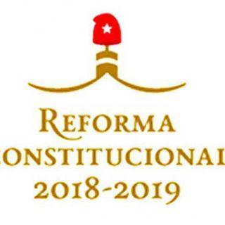 Estudiantes de San Germán, debaten sobre la nueva Constitución Cubana