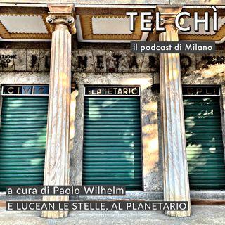 Puntata 41: il Planetario di Milano, cultura e divulgazione tra le stelle