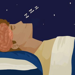 Episode 7 - Let's talk about sleep Part 1/2