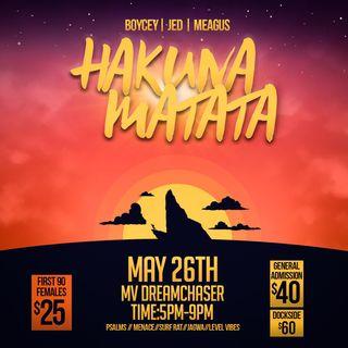 Hakuna Matata LIVE Promo