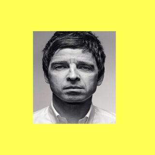 Noel Gallagher Desert Island discs