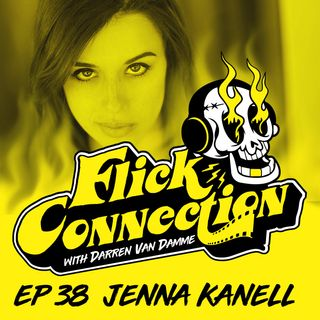 Ep. 38 - Top 10 Horror Movies of 2010's w/ Guest Jenna Kanell