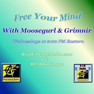 Free Your Mind Blog - 2021-02-24 - Episode 01 - Pilot/Premier/Introduction Episode