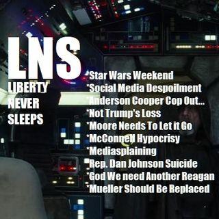Liberty Never Sleeps 12/14/17 Show