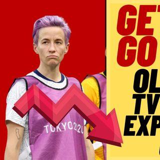 GET WOKE GO BROKE  For The Olympics Ratings?