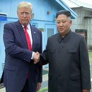 Un gran día para el mundo: Trump-Kim