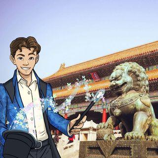 Con questo viaggio andiamo in Cina... a Pechino!
